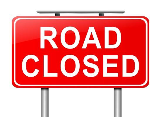 Image of Road Closure