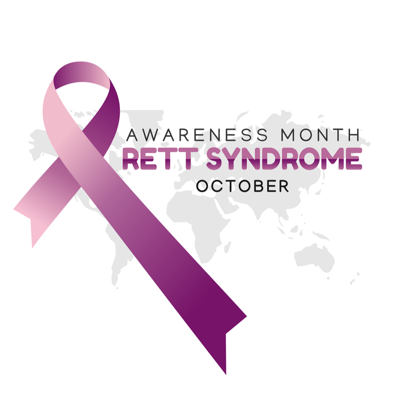Image of RETT Syndrome Awareness Month