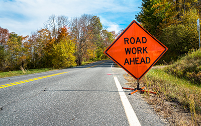 Image of Road Closure and Construction