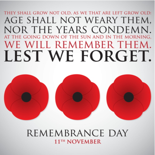 Image of Remembrance Day