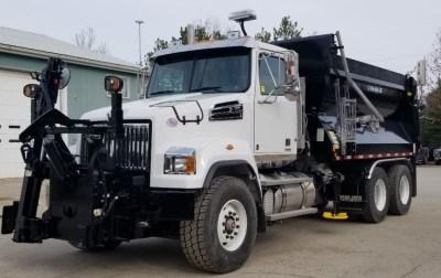 Township Snowplow Truck
