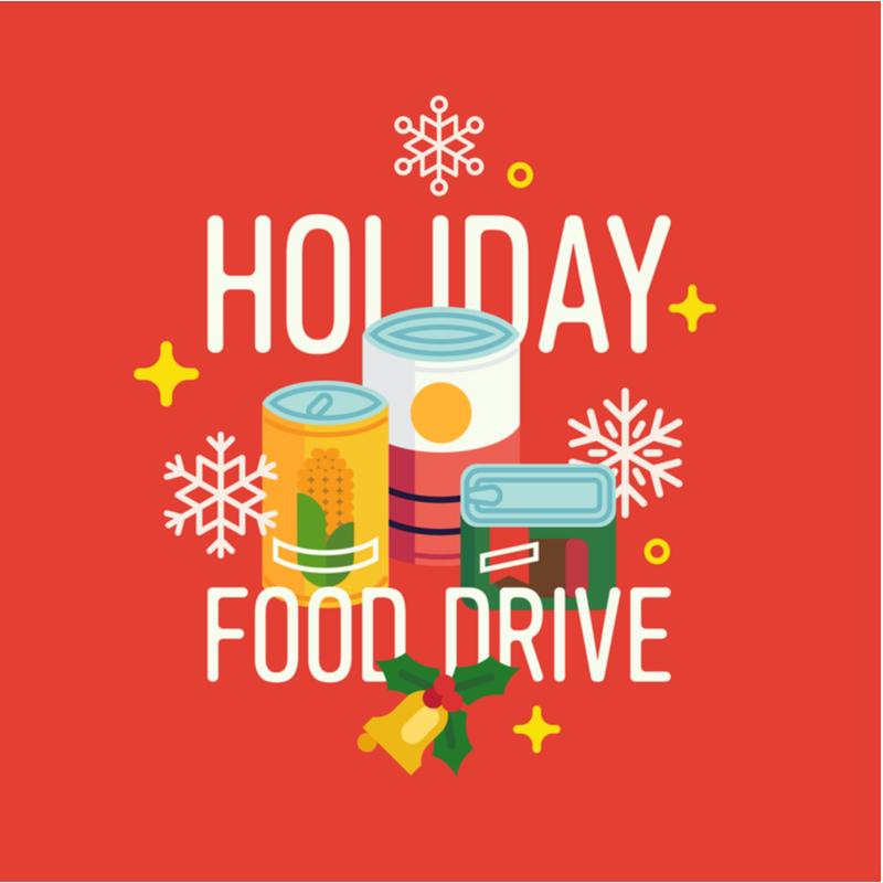 Image of Holiday Food Drive
