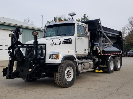 Image of Snowplow Truck